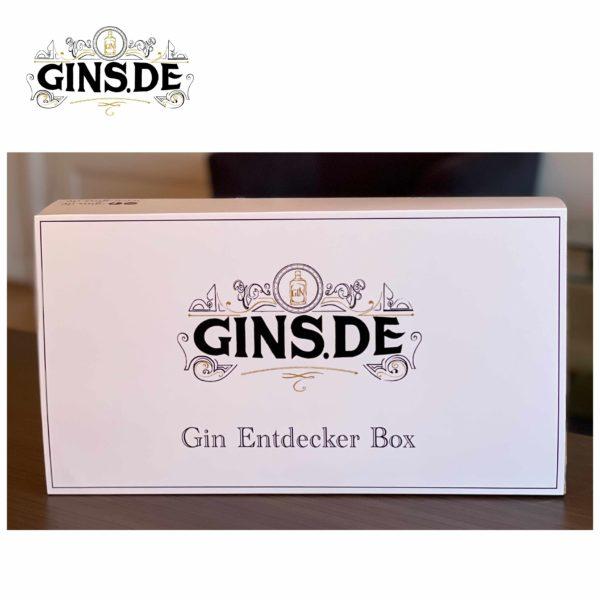 Gin Entdecker Box