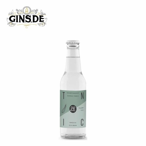 Flasche EB Swedish Nordic Tonic Gurke