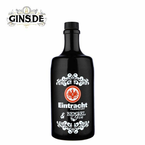 Flasche Eintracht Frankfurt Flasche Bembel Gin