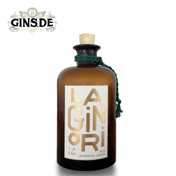 Flasche Laginori Gin Schweiz