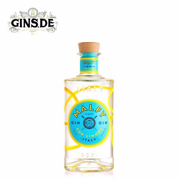 Flasche Malfy Gin Con Limone Italien