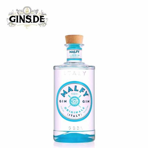 Flasche Malfy Gin Originale Italien