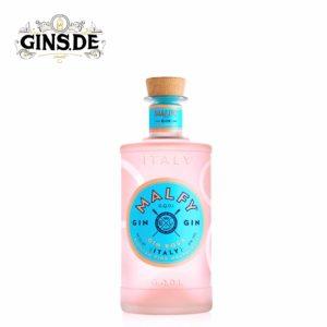 Flasche Malfy Gin rosa Italien