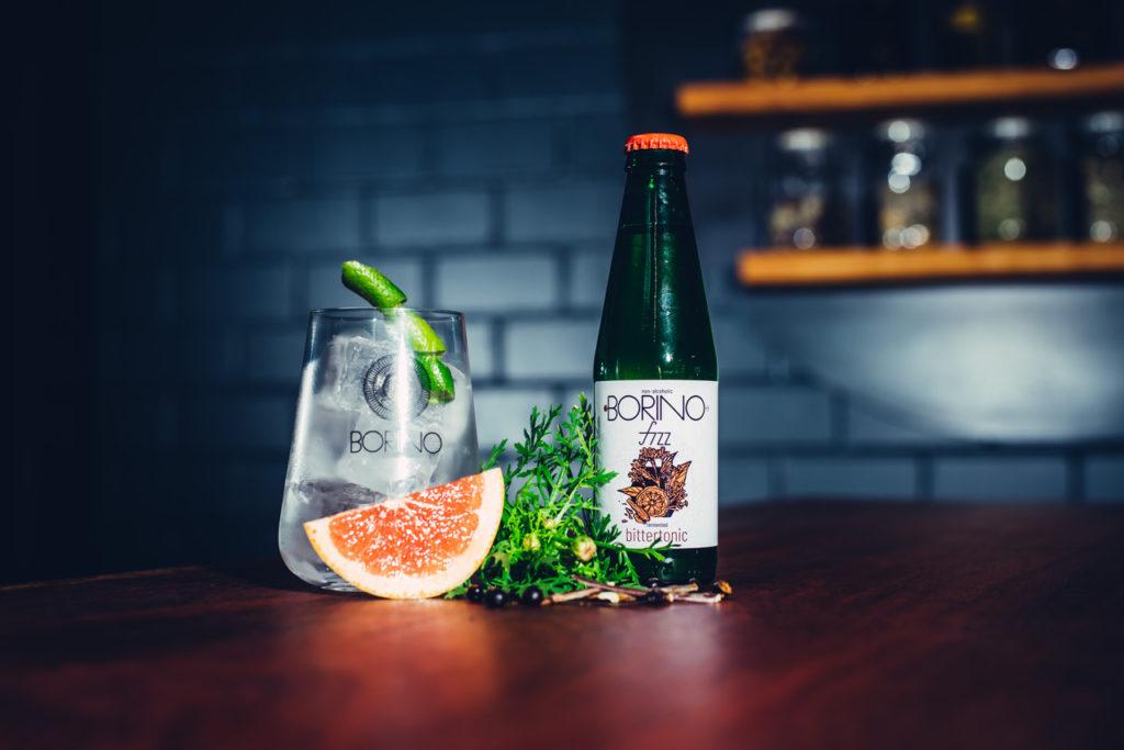 Flasche Borino Fizz Tonic Water