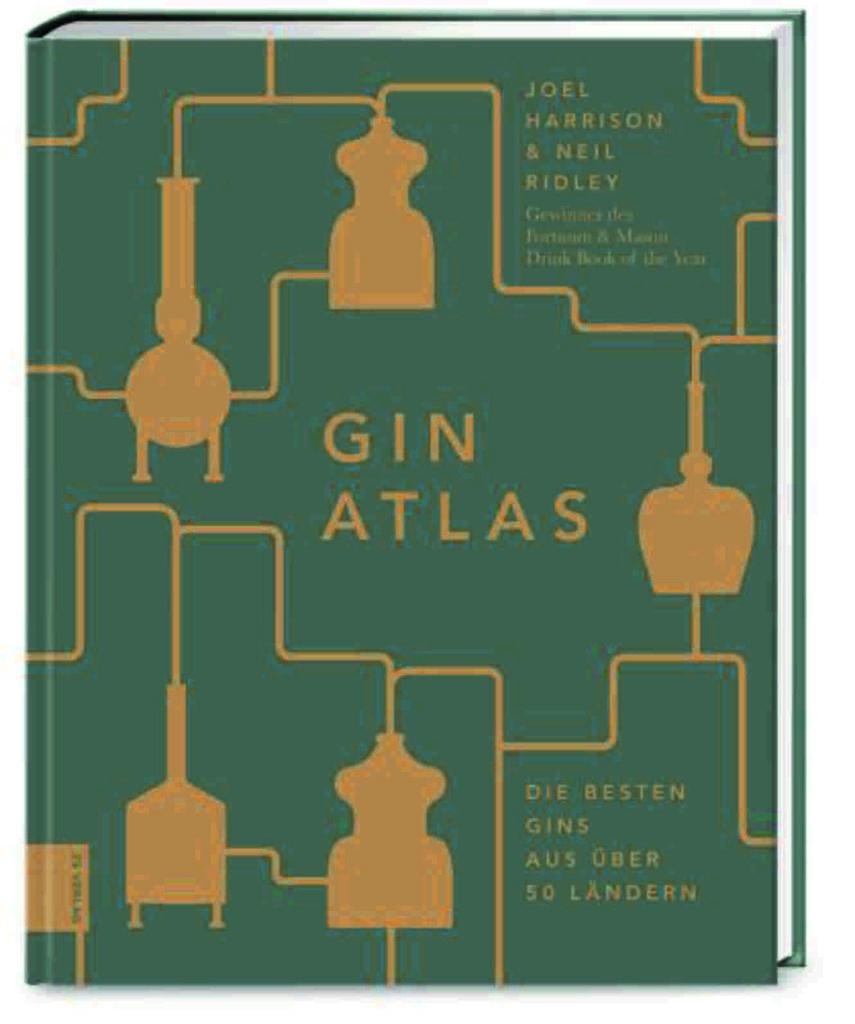 Titelseite GIN Atlas