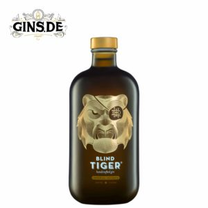 Flasche Blind Tiger Imperial Gin