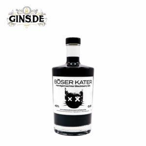Flasche Böser Kater Blackberry Gin