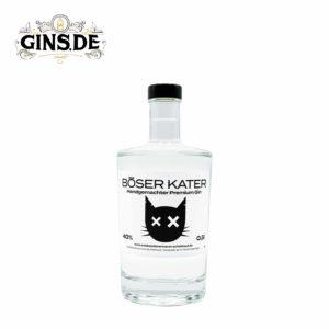 Flasche Böser Kater Premium Gin