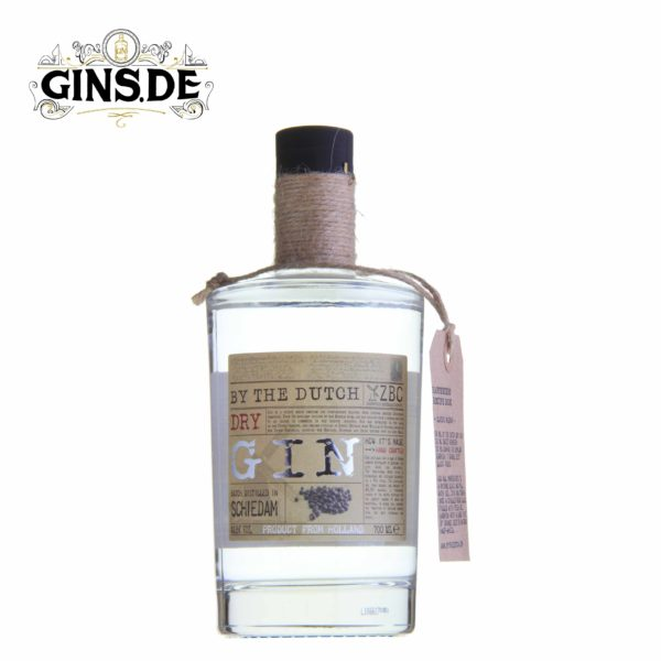 Flasche BY THE DUTCH Dry Gin