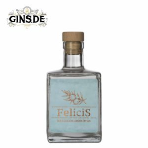 Flache FeliciS London Dry Gin