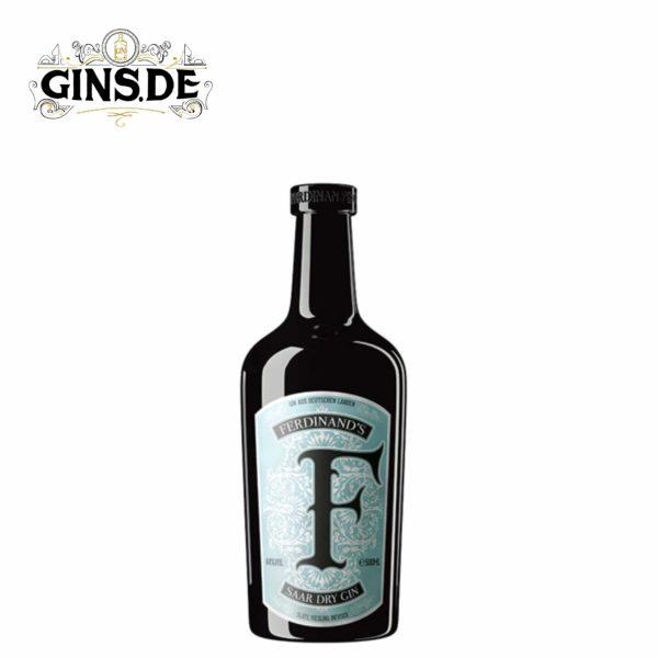 Flasche Ferdinands Saar Dry Gin