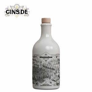 Flasche Humulus London Dry Gin
