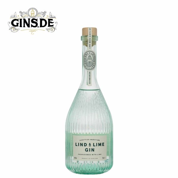 Flasche Lind & Lime Gin