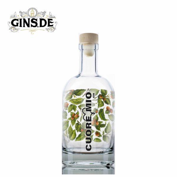 Flasche Cuore Mio Gin