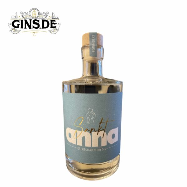 Flasche Sankt Anna Gin