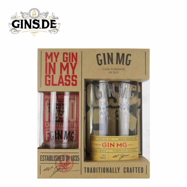 Set GIN MG