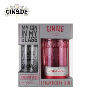 Set GIN MG Strawberry
