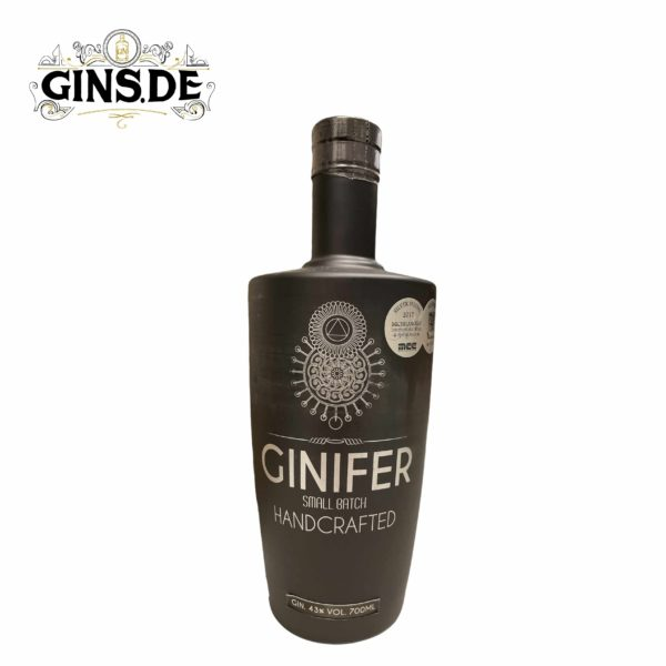 Flasche Ginifer Small Batch