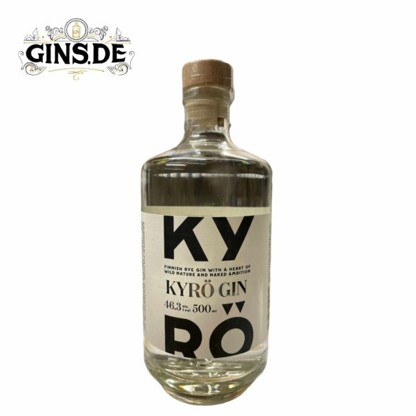 Flasche KYRÖ GIN