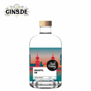 Flasche Berlin Distillery Bratapfel Gin
