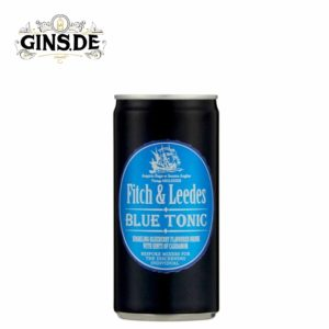 Dose Fitch and Leeds Blue Tonic