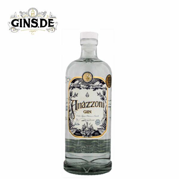 Flasche Amazzoni Gin
