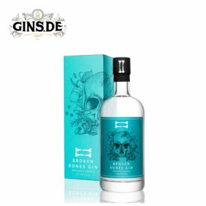 Flasche Broken Bones Navy Strength Gin