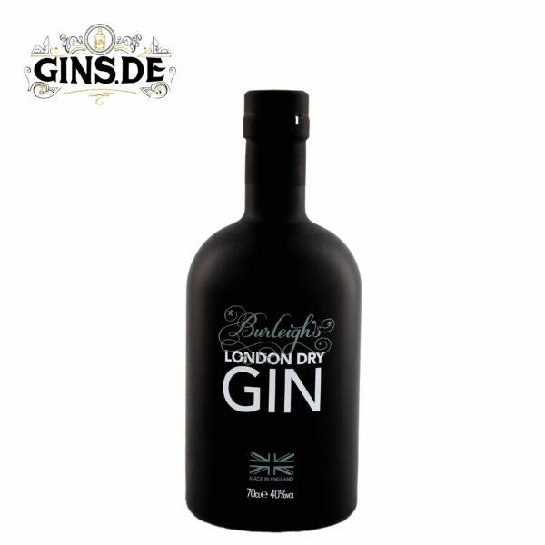 Flasche Burleighs London Dry Gin