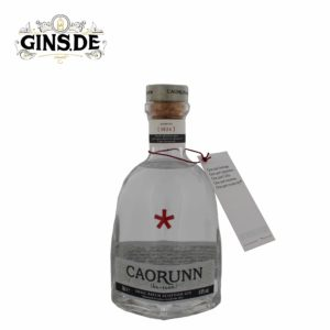 Flasche Caorunn Small Batch Gin