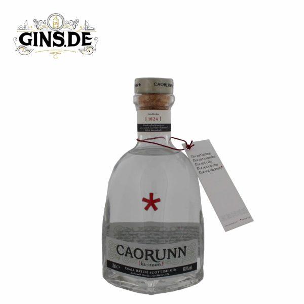 Flasche Caorunn Small Batch Gin