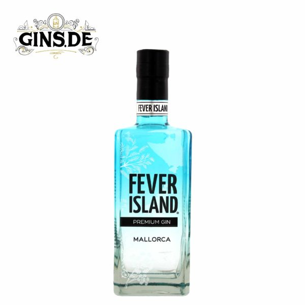 Flasche Fever Island Premium Gin
