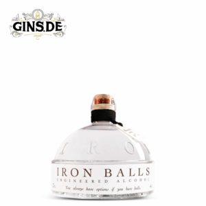 Flasche Iron Balls Gin