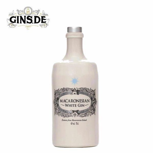 Flasche Macaronesian White Gin