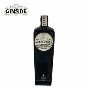 Flasche Scapegrace Small Batch Premium Dry Gin