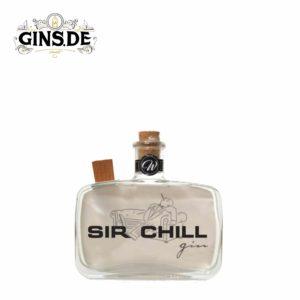 Flasche Sir Chill Gin
