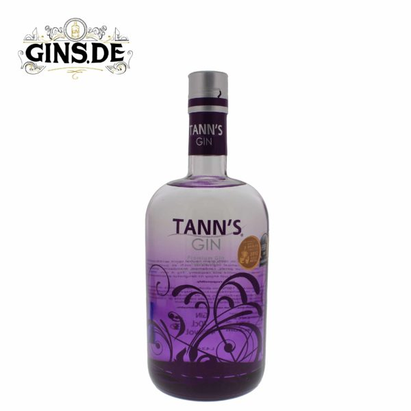 Flasche Tanns Gin