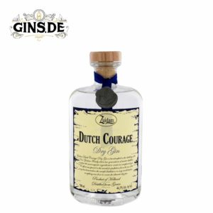 Flasche Zuidam Dutch Courage Dry Gin