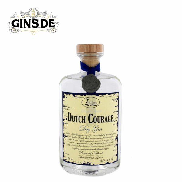 Flasche Zuidam Dutch Courage Dry Gin