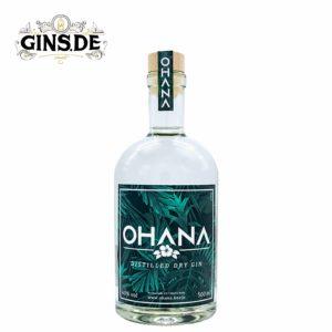Flasche OHANA DRY GIN