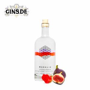 Flasche 19 Spirits Rosalie Nano Batch Dry Gin