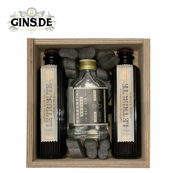 Gins Comic Box offen