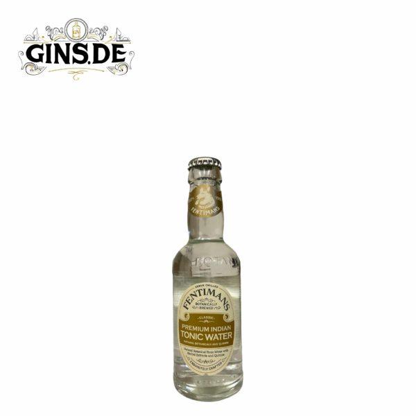 Flasche Fentimans Premium Indian Tonic Water 200 ml