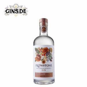 Flasche Flowstone Gin Bushwillow