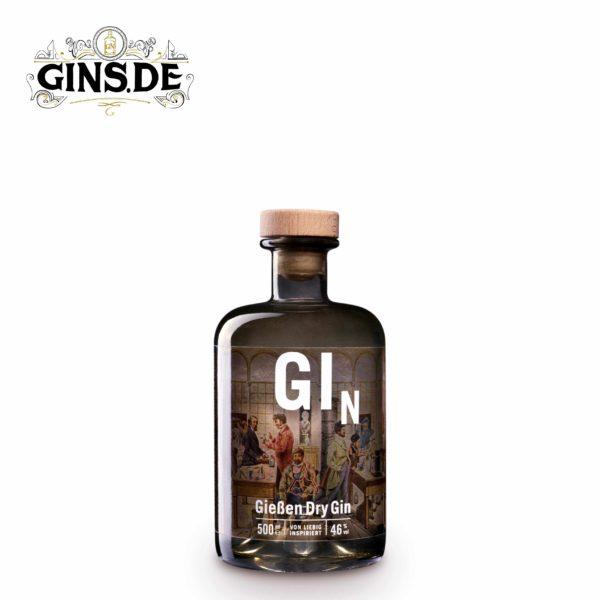 Flasche Gießen Dry Gin