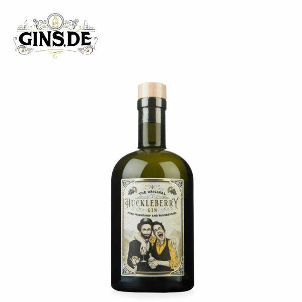 Flasche Huckleberry Gin