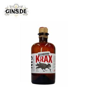 Flasche KRAX Gin