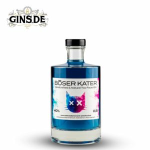 Flasche Böser Kater Two Faced Gin