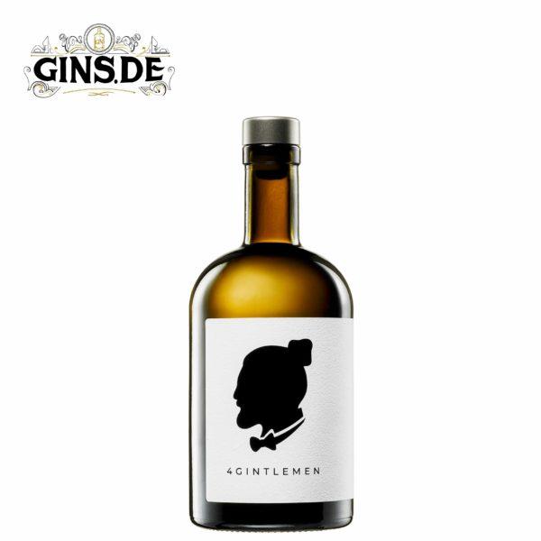 Flasche 4 Gintlemen Dry Gin