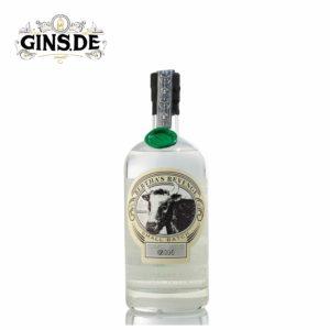 Flasche Berthas Revenge Gin