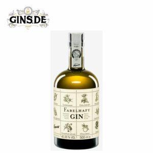 Flasche Fabelhaft Gin